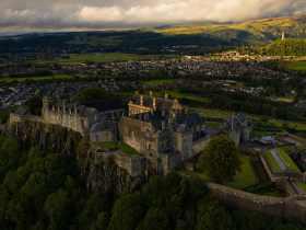 Las mejores zonas donde alojarse en Stirling, Escocia
