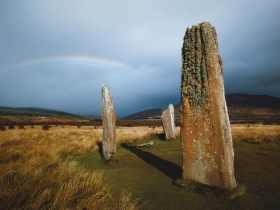 Las mejores zonas donde alojarse en Arran, Escocia