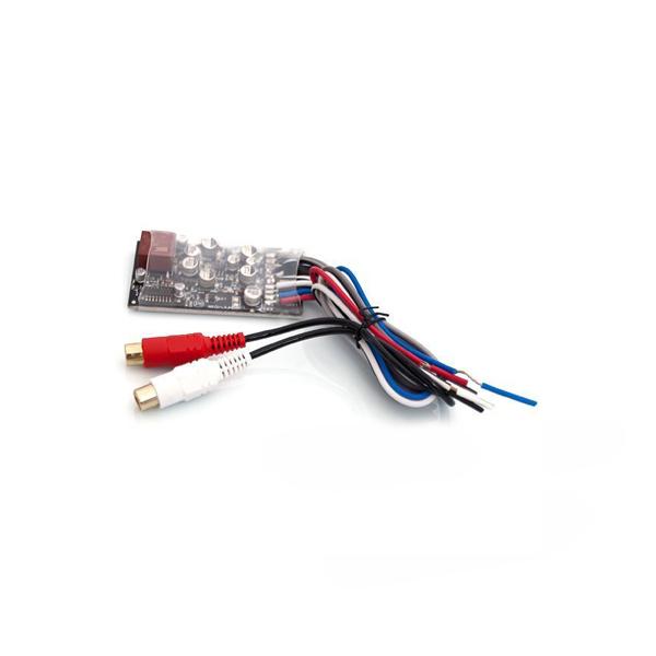 Audiotec AT-LC01 Anfi Amfi Çevirici Elektronik Remote Çıkışlı