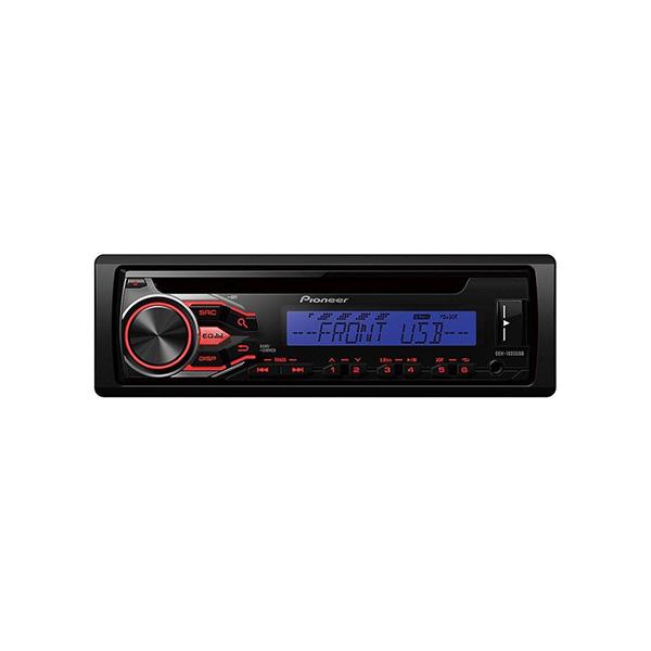 Pioneer DEH-1800UBB Radyo/Cd/Mp3 Çalar USB Girişli