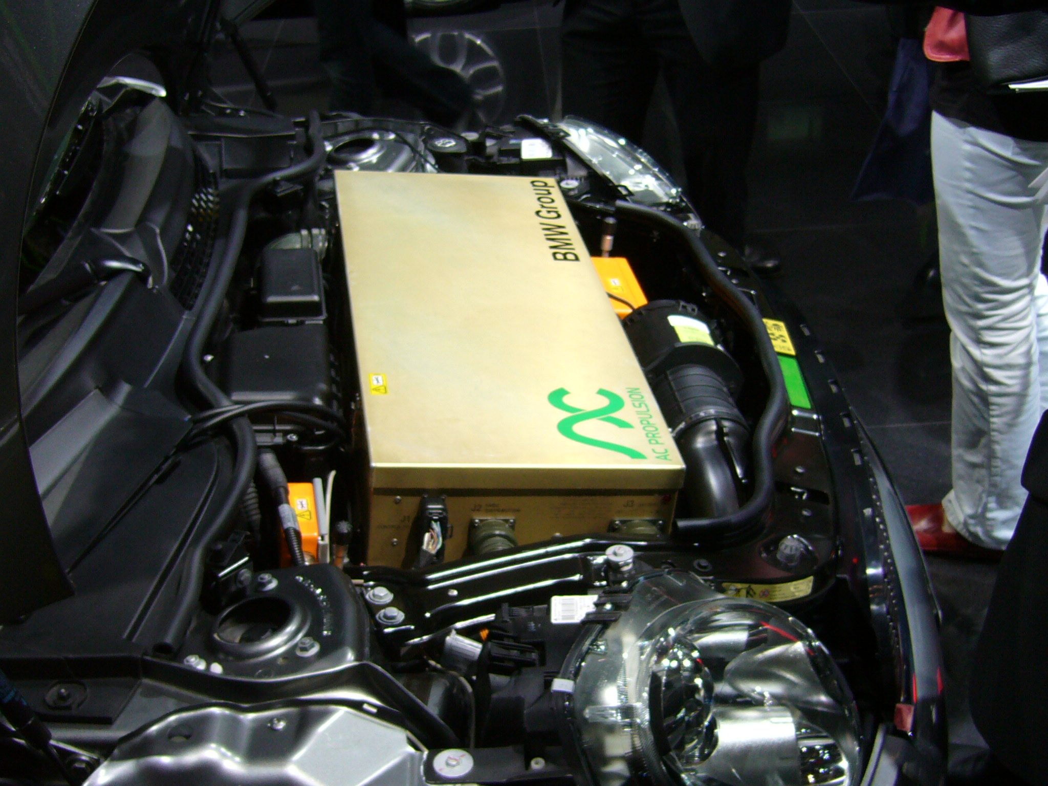 BMW bet for Mini's Electric engine