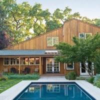 Современный кантри-дом в Калифорнии