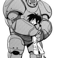 The Art of Big Hero 6: Tadashi and Hiro Hamada