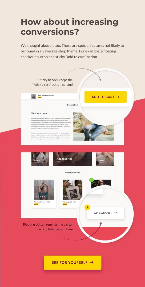 Toucan - WooCommerce theme for WordPress shop