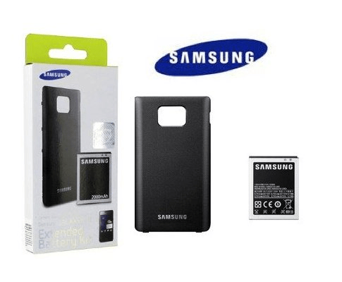 Extended Battery Kit per Samsung Galaxy S2