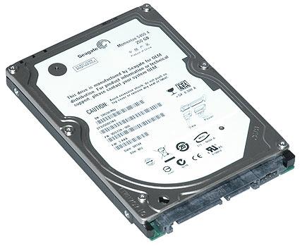 Hard disk risorto dopo una caduta