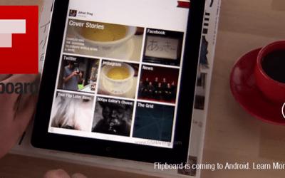 """Flipboard per Android, il download """"rubato"""""""