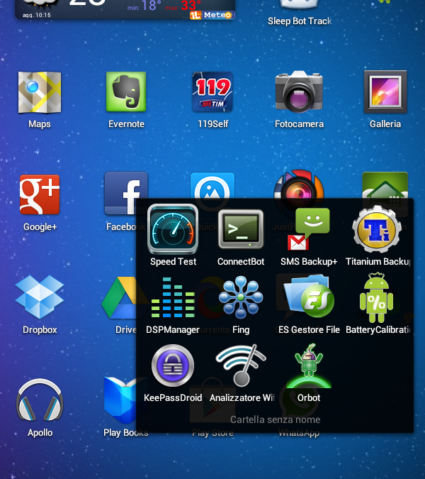 Samsung Galaxy Tab 7 con ICS, grazie a Open Kang Project