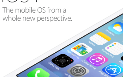 Apple copia Google: iOS7 e Android sempre più simili