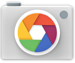 "L'app fotocamera ""made in Google"""