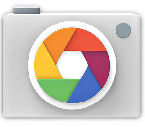 "L'app fotocamera ""made in Google"""