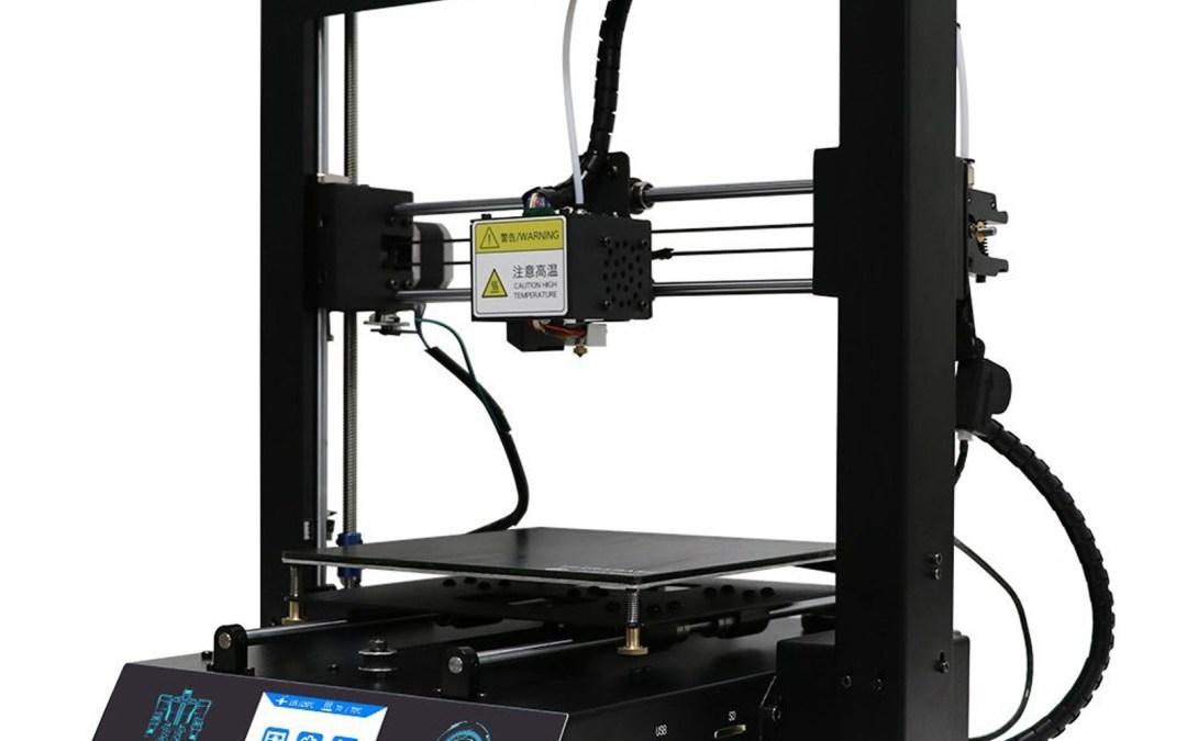 Anycubic I3 Mega, la stampante 3D che non ti aspetti