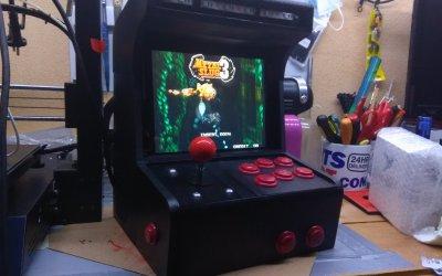 """Cabinato da bar """"Fai Da Te"""" con Raspberry e una stampante 3D – Prima puntata!"""