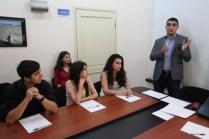 Mekteb parlamenti layihesinin baglanisi 72 sayli mekteb lisey