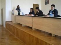 22 məktəbin iştirakı ilə ümum şəhər Məktəb Parlamentinin ilk iclası keçirilib (4)