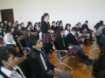 22 məktəbin iştirakı ilə ümum şəhər Məktəb Parlamentinin ilk iclası keçirilib (6)