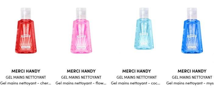 Read more about the article Merci Handy