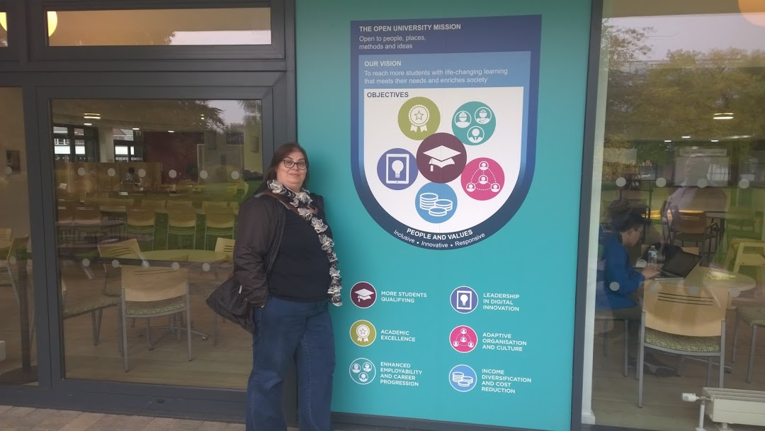 The Open University Campus – Milton Keynes