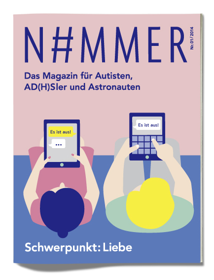 Erste Ausgabe von N#MMER erschienen