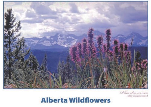 2015 AB Wildflowers Calendar Front