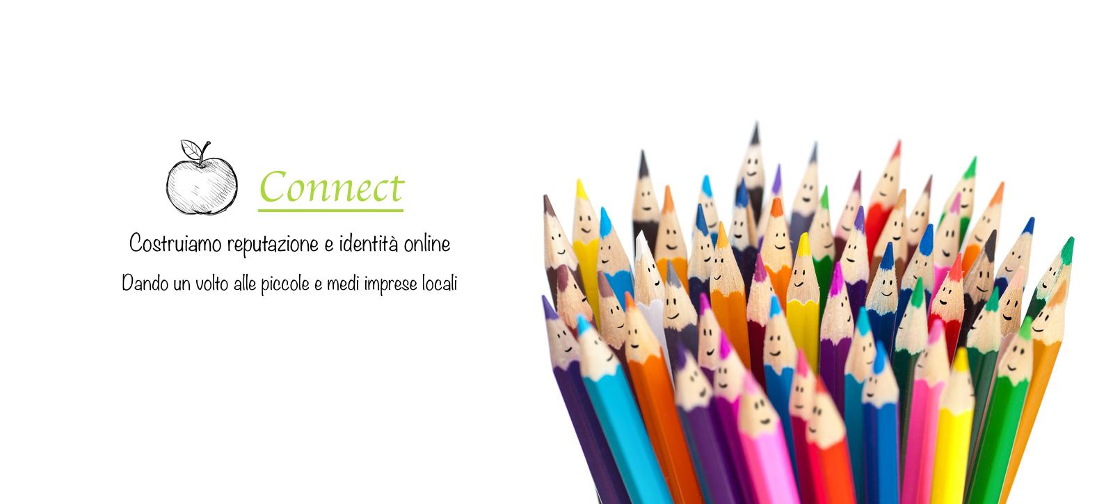 Agenzia Comunicazione Web Mela Connect