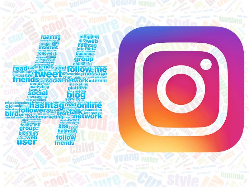 Migliori hashtags instagram e statistiche 2017:2018