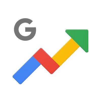 Icona Google grafico colorato ranking