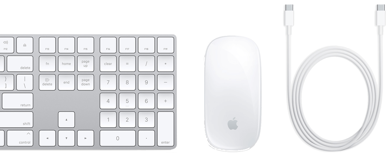 mouse e tastiera apple