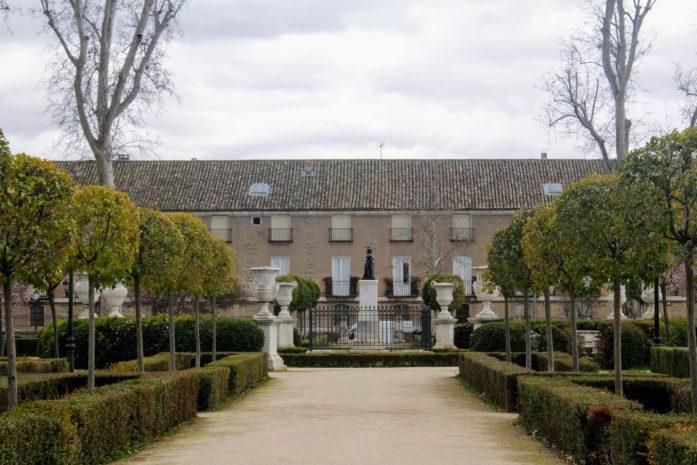Jardim de Isabel II em Aranjuez
