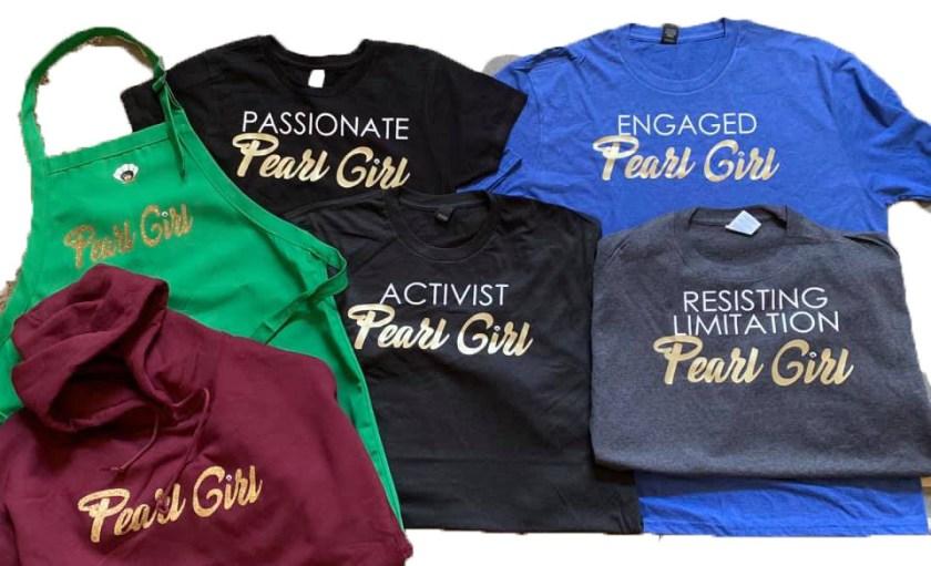 T-shirts Merchandise Apron
