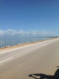 Remedios road to beach 2
