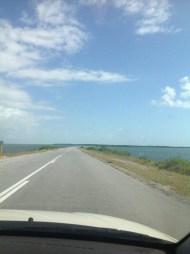 Remedios road to beach 3