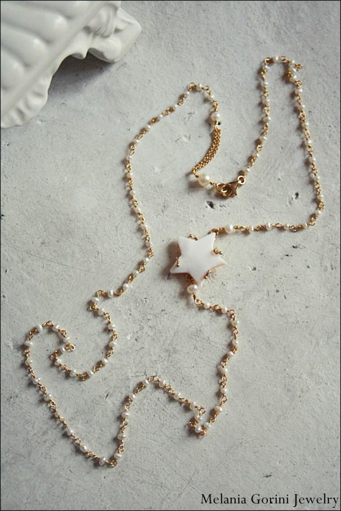 Collane rosario...il trend del momento! The new rosary necklaces! (3/6)