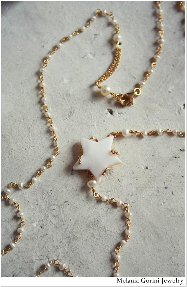 Collane rosario...il trend del momento! The new rosary necklaces! (2/6)
