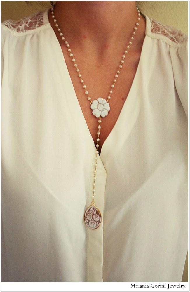 Collane rosario...il trend del momento! The new rosary necklaces! (5/6)