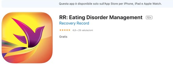 Rr-recovery-eating-management-app