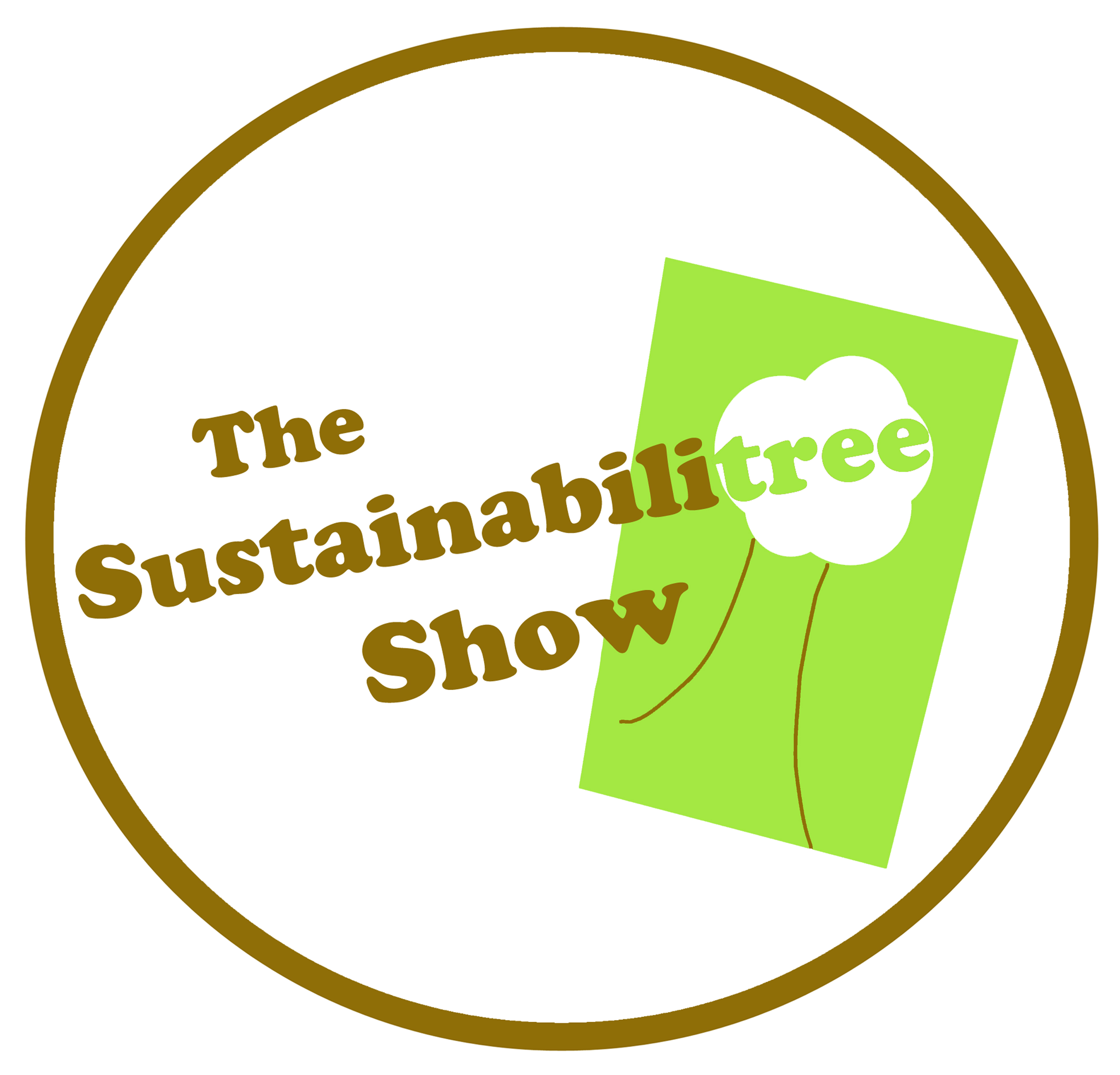 The Sustainabilitree Show Logo