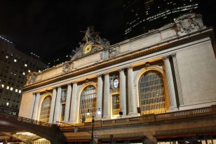 Grand Central nuit