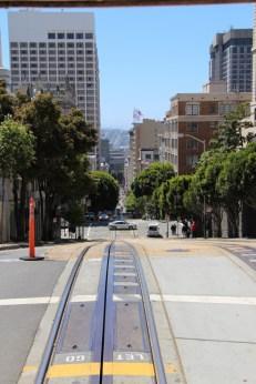 Powell Street depuis le cable car