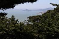 Alcatraz à droite