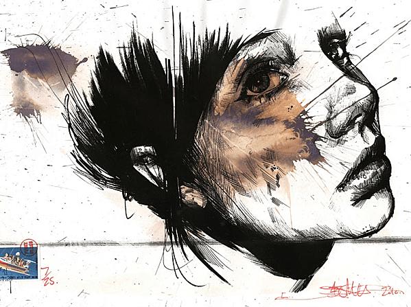Russ Mills - Graphic Artist ! (5/6)