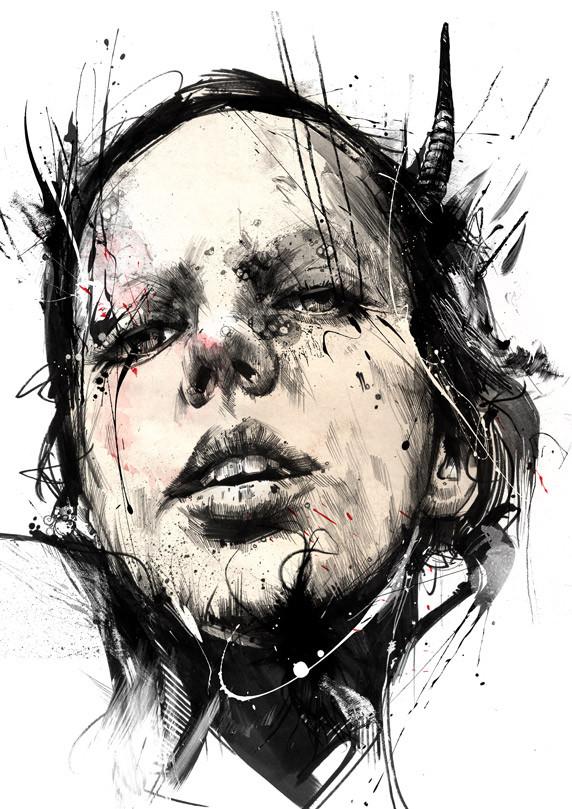 Russ Mills - Graphic Artist ! (6/6)