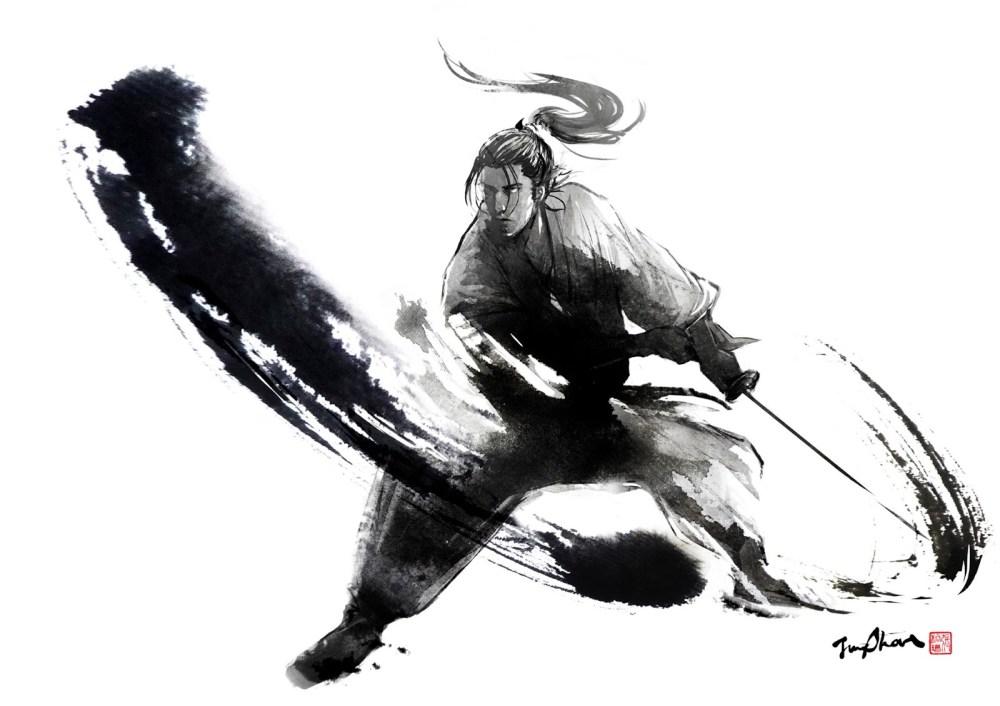 Jungshan et ses créations dynamiques !  (1/6)