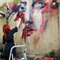 Les portraits intenses d'Agnes-cecile (Silvia Pelissero) !