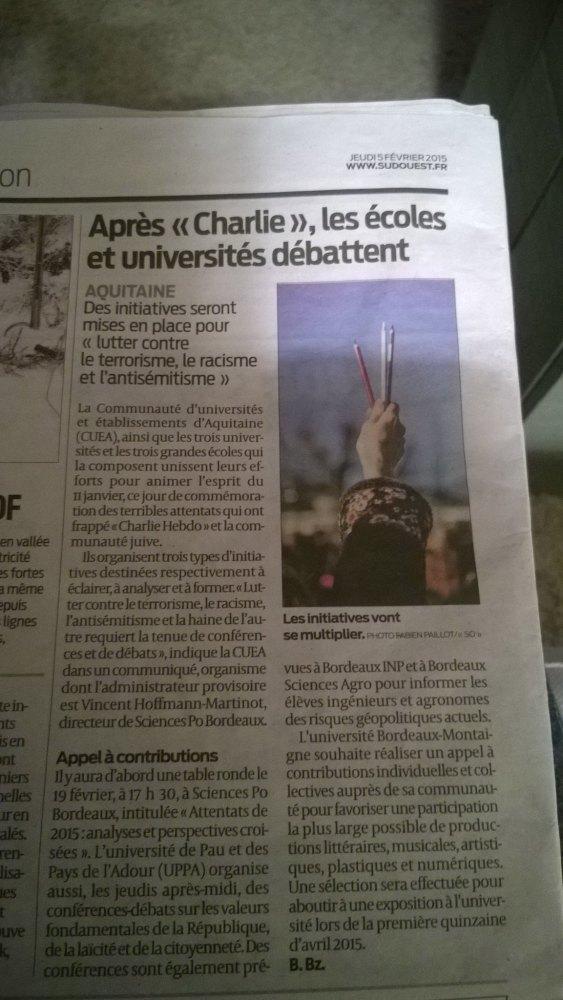 Exposition collective itinérante sur la Liberté ! (3/6)