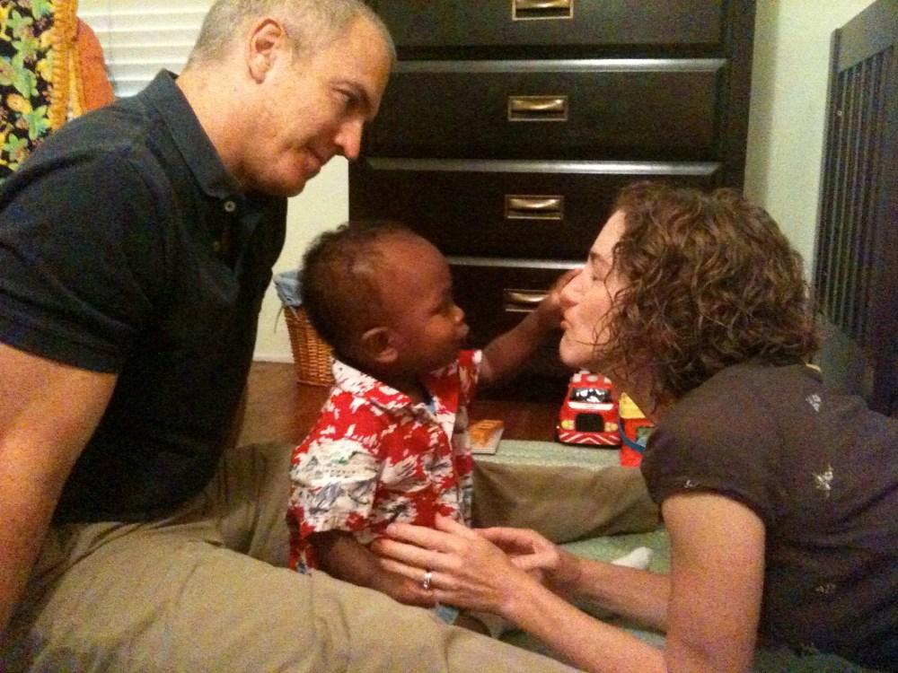 Our 4th Familyversary (1/2)