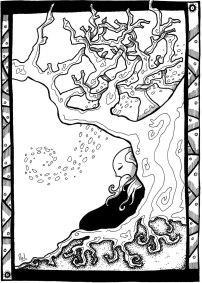 Adrian, Gwylane et l'Arbre d'Or - Merlin