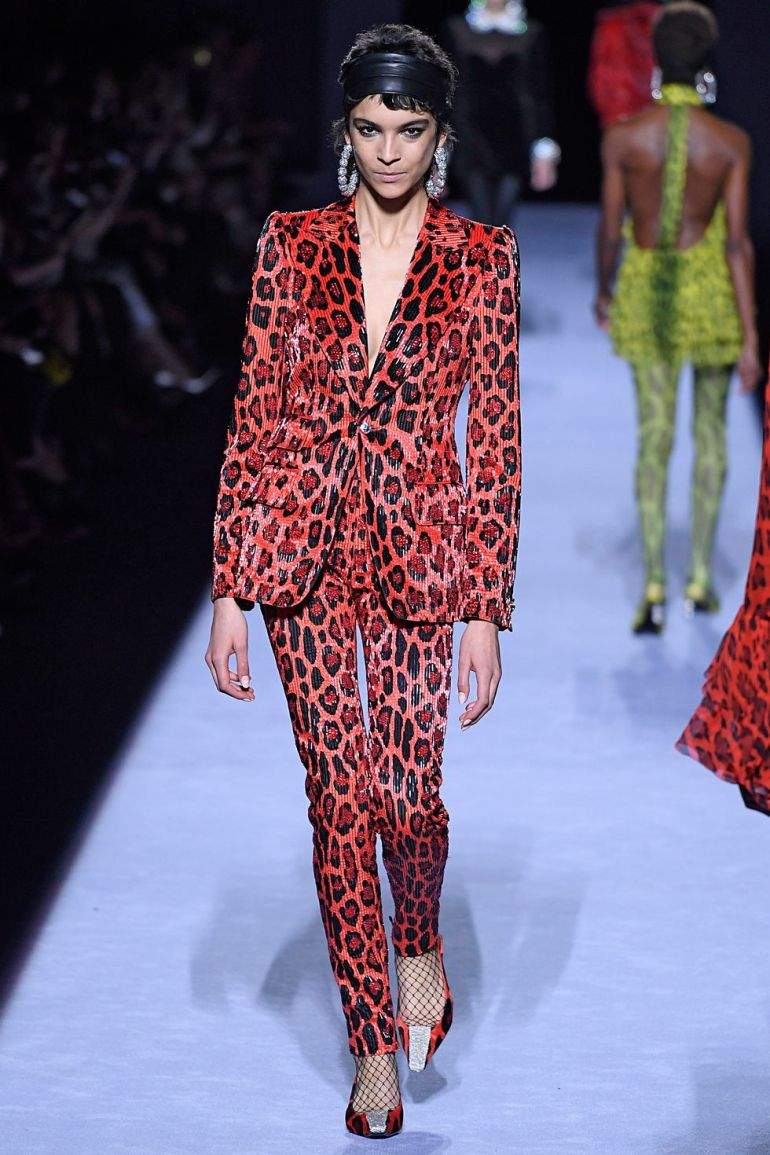 Tom Ford Animal Print