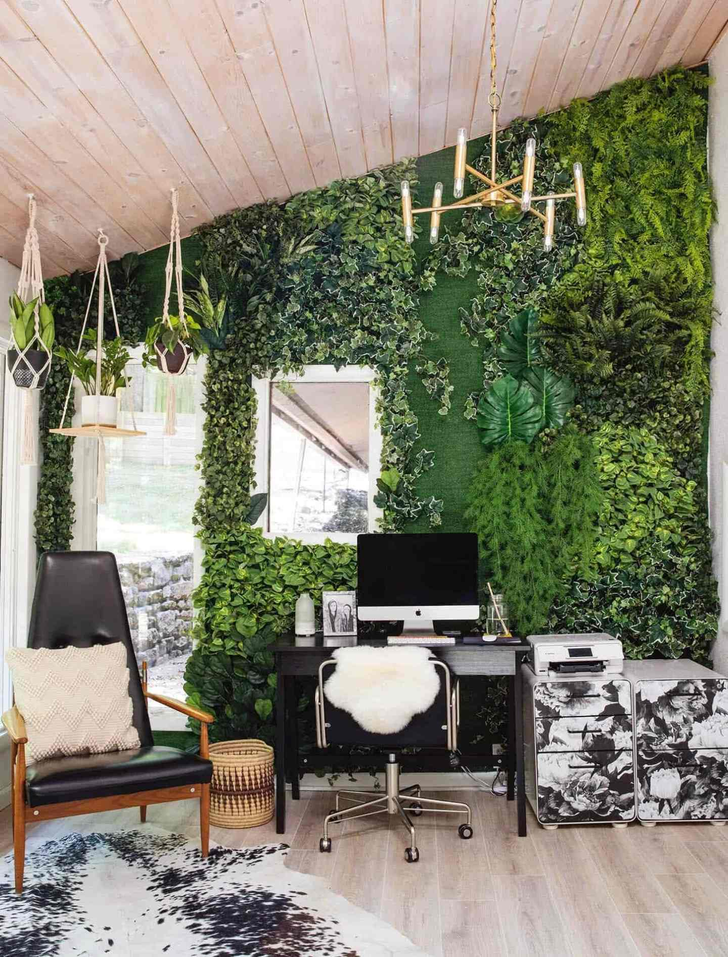 biophilic design, kitchen, home decor, design, interior design, eco friendly, sustainable, sustainable home, plants, house plants, nature