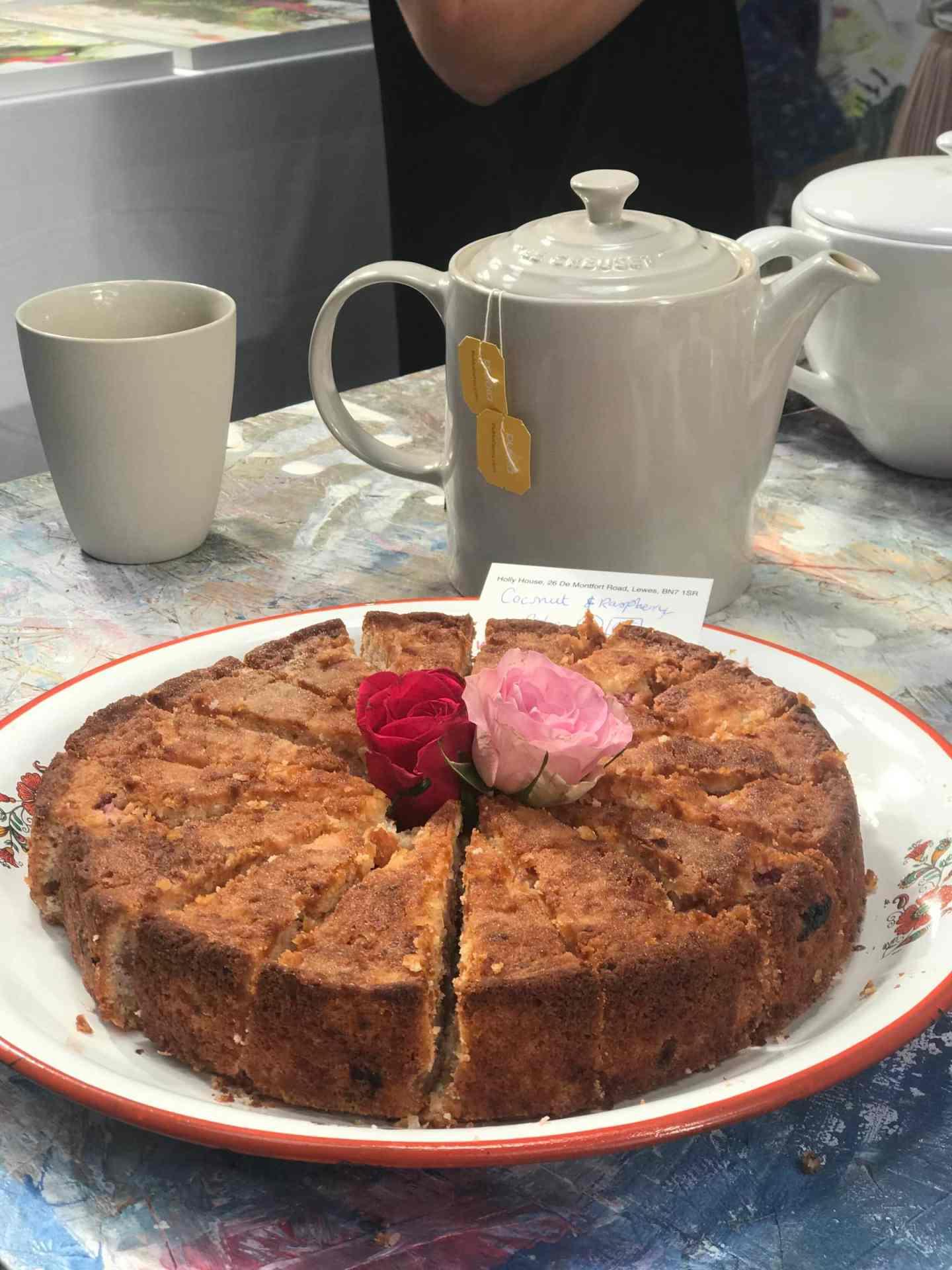 Cake! -  www.sevensistersspices.com